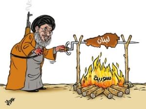 חיזבאללה נגד לבנון
