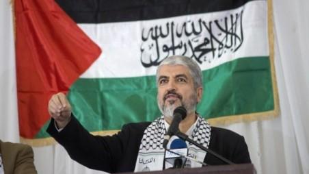 דגל פלסטין על פי חמאס
