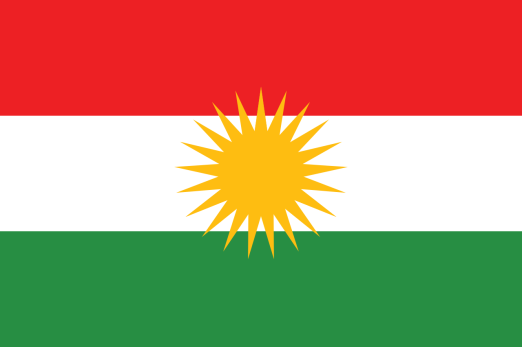 דגל כורדיסטן