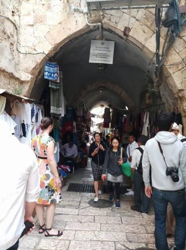 אין שביתה בירושלים העתיקה